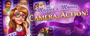 Maggie's Movies: Camera, Action! Collector's Edition - image