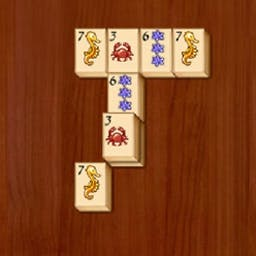 """Mahjong - This FREE online version of Mahjong is based on the classic Chinese game. Remove matching sets of """"free"""" tiles to see how far you get! - logo"""