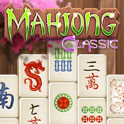 Mahjong Classic - Enjoy the ancient board game classic Mahjong! In this version, beautiful graphics and hundreds of levels are waiting for you. - logo