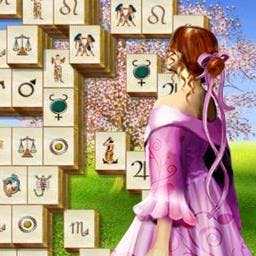 Mahjong Fortuna 2 - Can you find all of the Fortuna tiles? Play Mahjong Fortuna 2 now! - logo