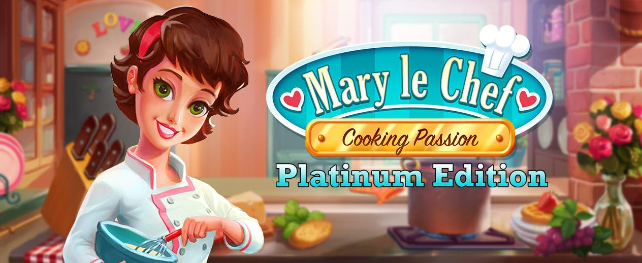 Mary le Chef: Cooking Passion Platinum Edition - Will Mary follow her dreams? - image