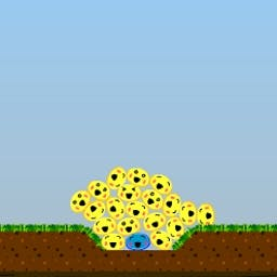 Meeblings - Help the Meeblings escape by bouncing, pushing, pulling and more! - logo