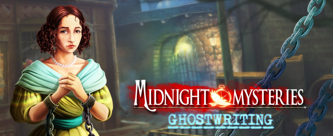 Midnight Mysteries Ghostwriting - Famous books and adventure!