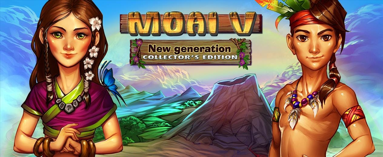 Moai 5: New Generation Collector's Edition - Moai 5: New Generation CE