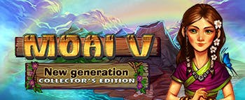 Moai 5: New Generation Collector's Edition - image
