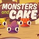 Monsters and Cake - logo