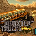 Monster Trucks Nitro - logo