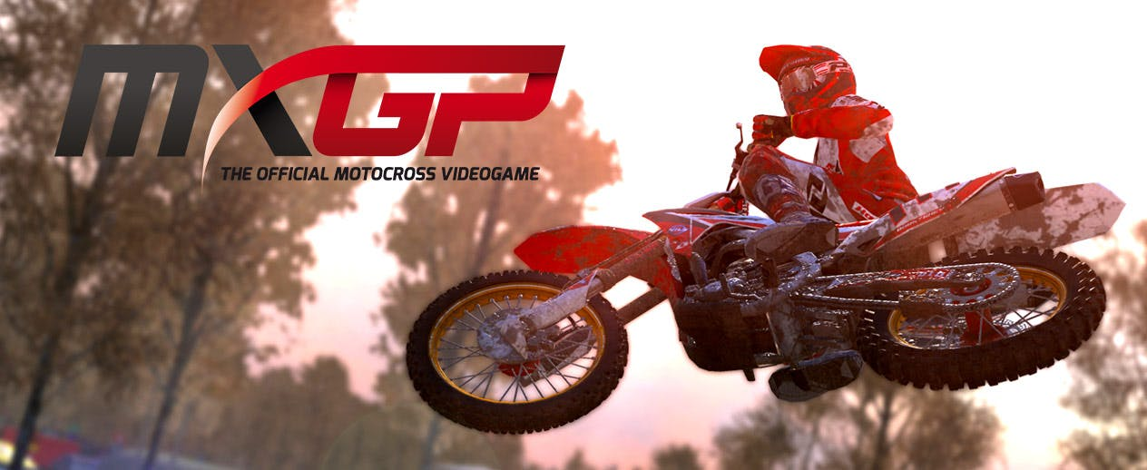 MXGP - The Official Motocross Videogame - Finally: official Motocross is back!