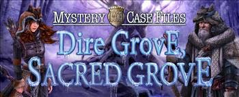 Mystery Case Files Dire Grove Sacred Grove - image