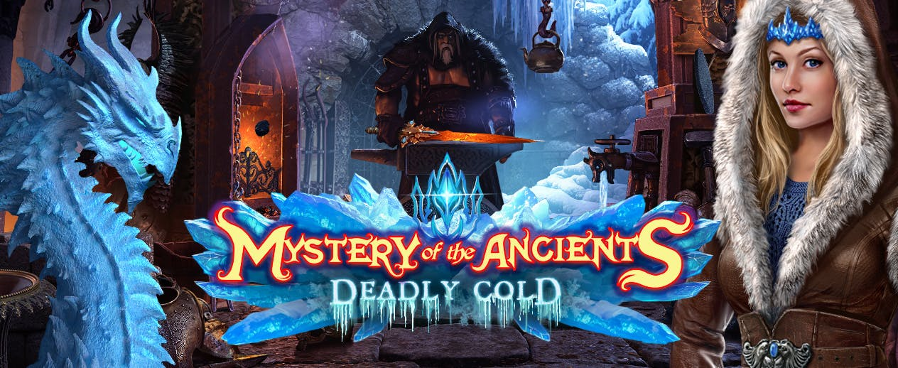 Mystery of the Ancients Deadly Cold - Who controls the ice giants?