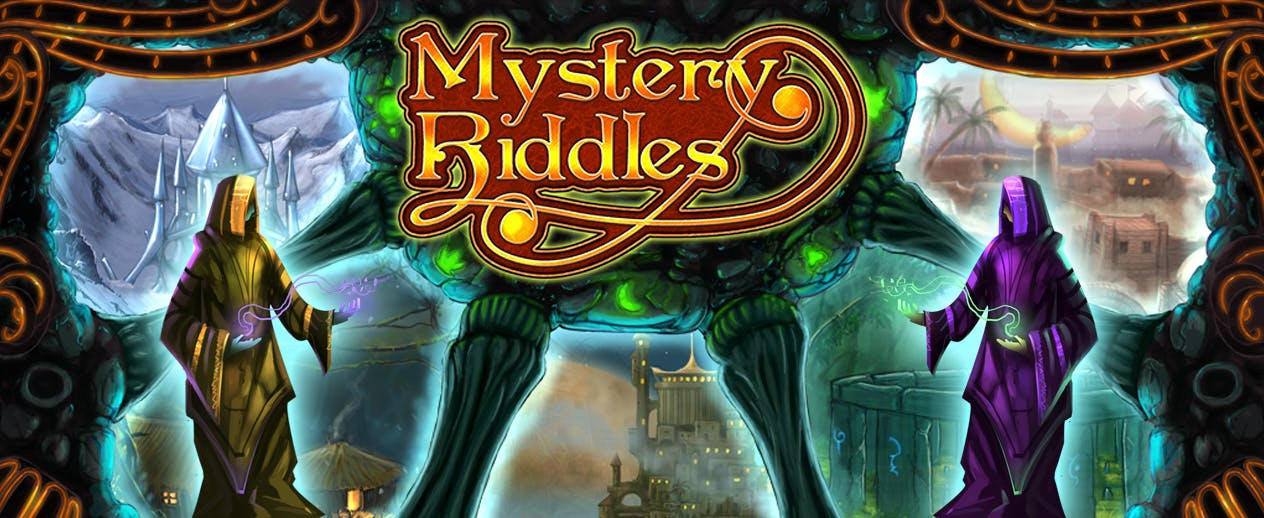 Mystery Riddles - Play 200 levels of puzzles!