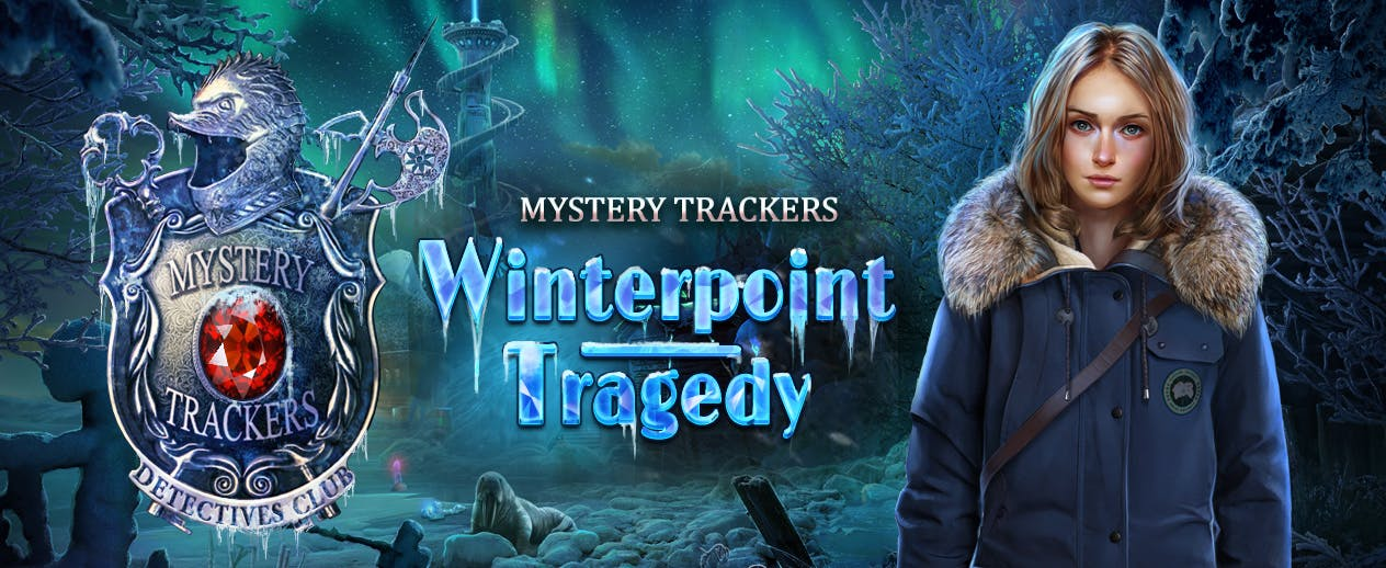 Mystery Trackers: Winterpoint Tragedy - Mystery Trackers: Winterpoint Tragedy