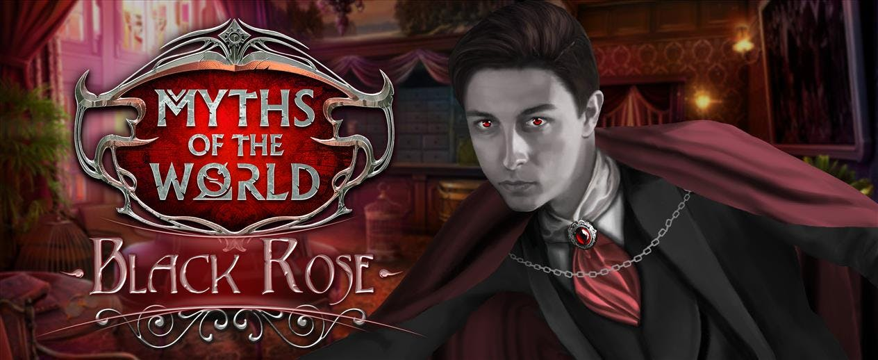 Myths of the World Black Rose - Catch a cunning vampire!
