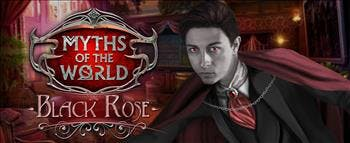 Myths of the World Black Rose - image