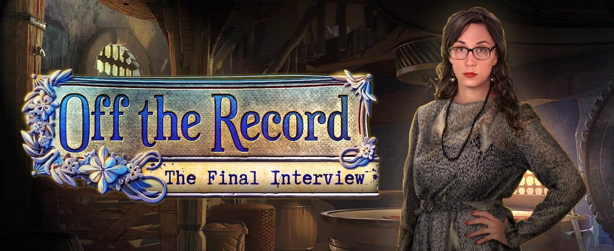 Off the Record: The Final Interview - Off the Record