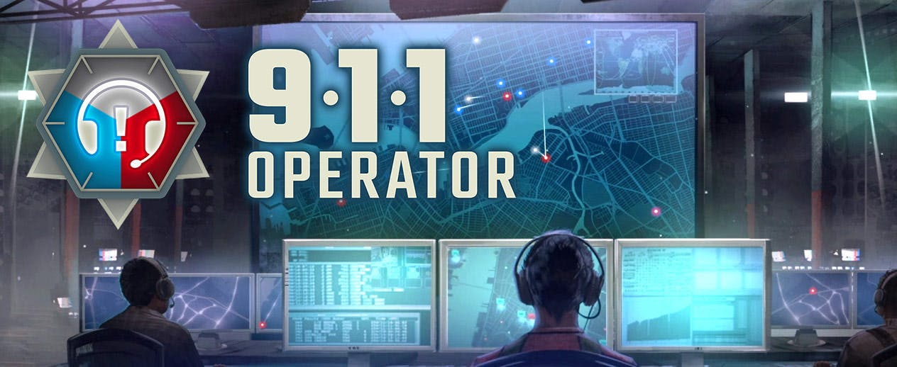 911 Operator - Take on the role of an 911 dispatcher!