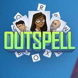 Outspell - Challenging adversaries are waiting for you to try to Outspell them! - logo