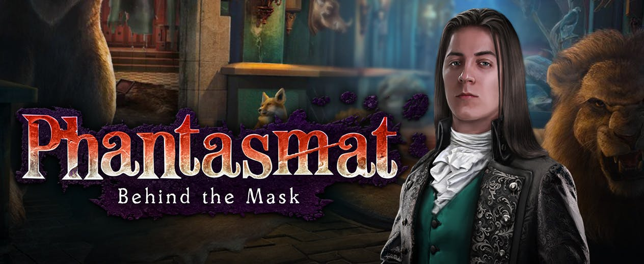 Phantasmat: Behind the Mask - Phantasmat: Behind the Mask - image