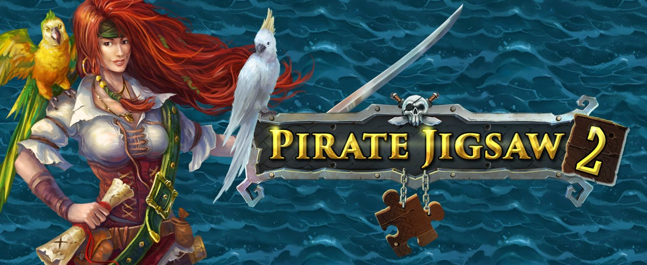 Pirate Jigsaw 2 - Are you looking for treasure?