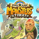 PixelJunk™ Monsters Ultimate - logo