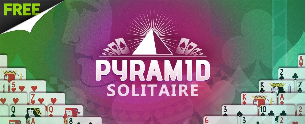 Pyramid Solitaire - Make 13!