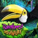 RainForest Adventure - logo
