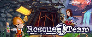 Rescue Team 7 Collector's Edition - image