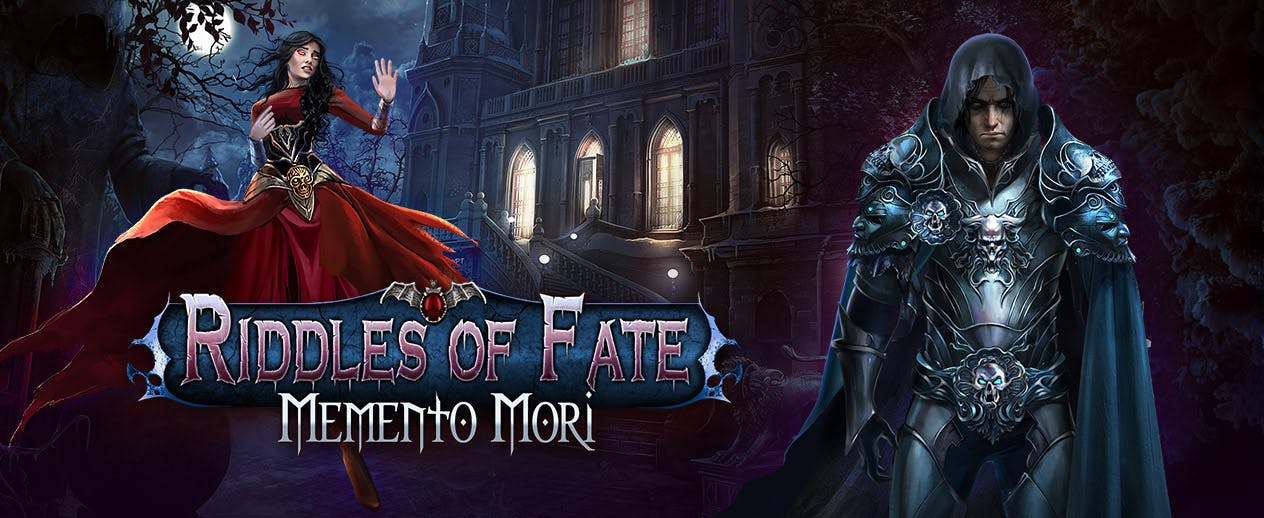 Riddles of Fate Memento Mori - Will you help Death?