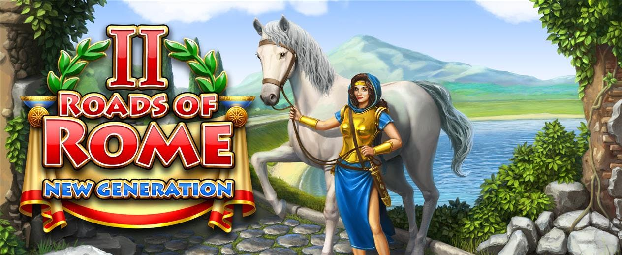 Roads of Rome: New Generation 2 - Can you restore the borders of Rome?