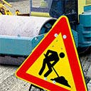 Roadworks Simulator - logo