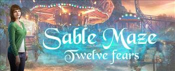 Sable Maze: Twelve Fears - image