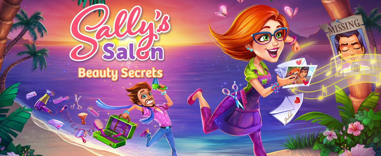 Sally's Salon: Beauty Secrets -  - image