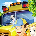 School Bus Fun - logo