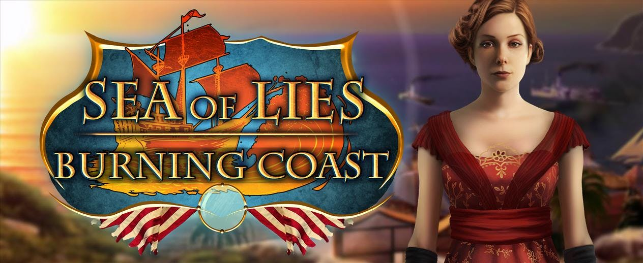 Sea of Lies Burning Coast - Only you know the truth!