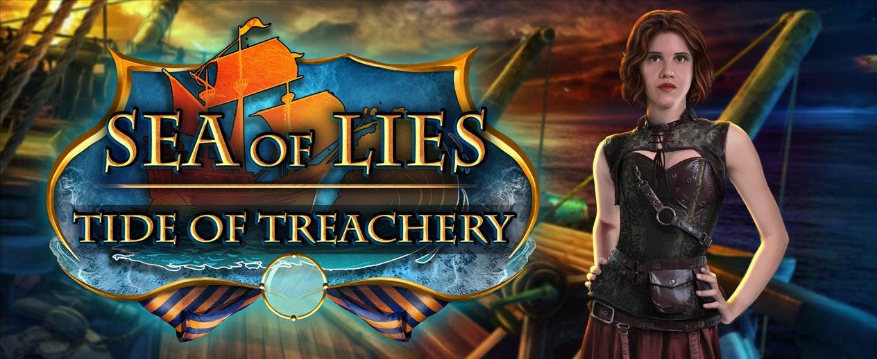 Sea of Lies: Tide of Treachery - Sea of Lies: Tide of Treachery