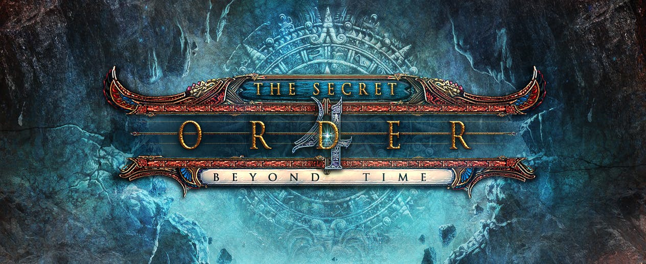 The Secret Order Beyond Time - The Secret Order Beyond Time