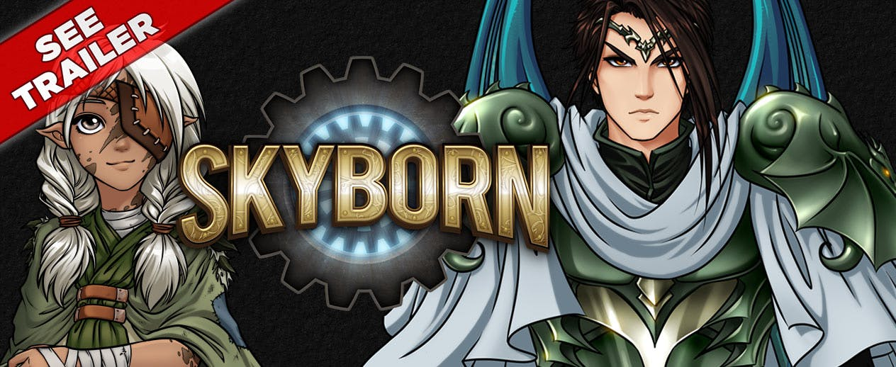 Skyborn - Magic, metal and mystery!
