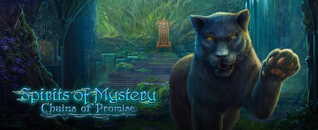 Spirits of Mystery: Chains of Promise - Spirits of Mystery: Chains of Promise