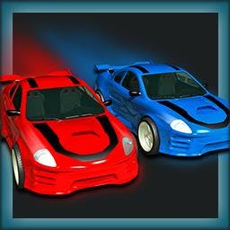 Street Driver - Drive dangerously fast in the FREE racing game Street Driver! - logo