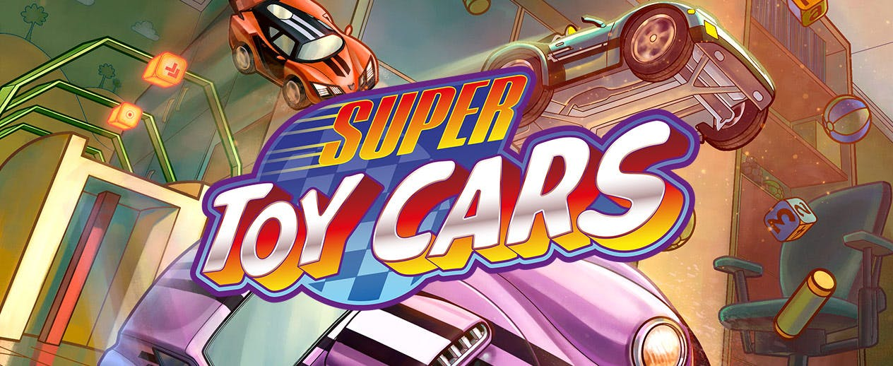 Super Toy Cars - Super Toy Cars