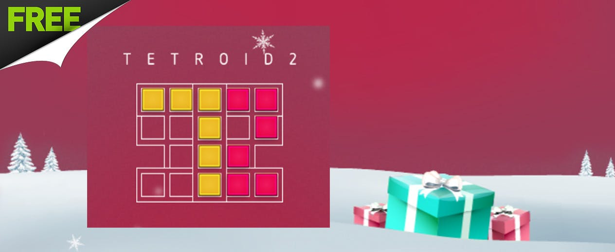 Tetroid 2 - Try for a high score today!