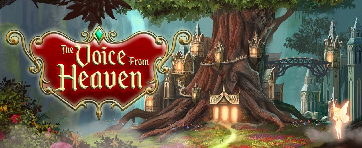 The Voice from Heaven - An enchanting tale!