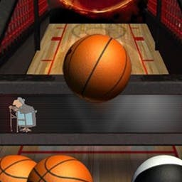3-Point Shootout - 3-Point Shootout is a great way to play arcade-style basketball without stepping away from your desk! - logo