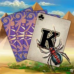 3 Pyramid Tripeaks - Jouez à tout un éventail de niveaux dans le célèbre jeu de cartes 3PyramidTripeaks! C'est GRATUIT! - logo