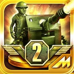 Toy Defense - Prove your skills of a military leader in Toy Defense. The aggressor's forces try to attack your tiny base. - logo