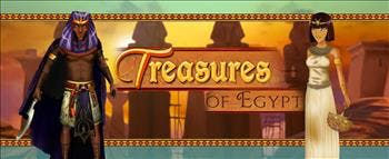 Treasures of Egypt - image