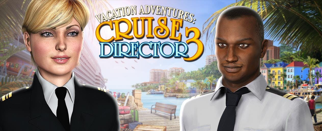 Vacation Adventures: Cruise Director 3 - A 5-star vacation! - image