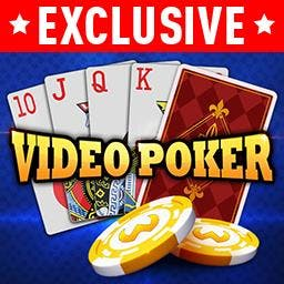 Video Poker: Royal Flush -  - logo
