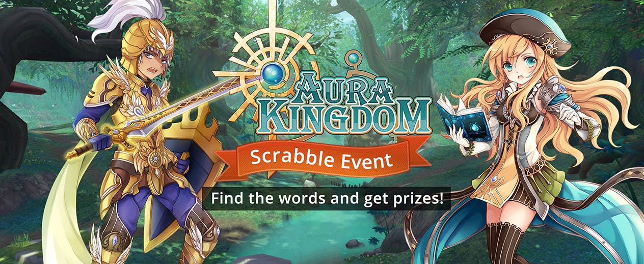 Aura Kingdom - New Event in Aura Kingdom! - image