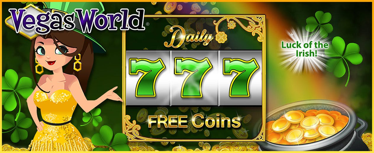 Vegas World - New Spring Slots! - image